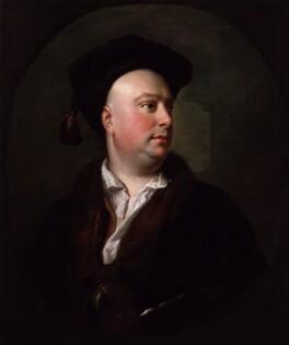 Alexander van Aken, by Thomas Hudson - NPG 5299