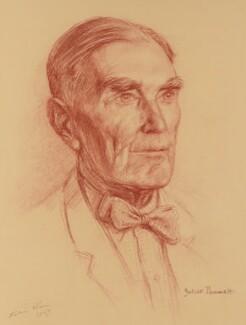 Sir Philip Louis Vian, by Juliet Pannett - NPG 5764