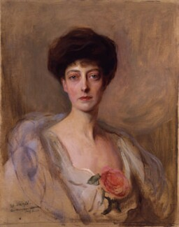 Princess Victoria of Wales, by Philip Alexius de László, 1907 - NPG 5396 - © National Portrait Gallery, London