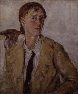 Dame Ethel Walker, by Dame Ethel Walker - NPG 5301