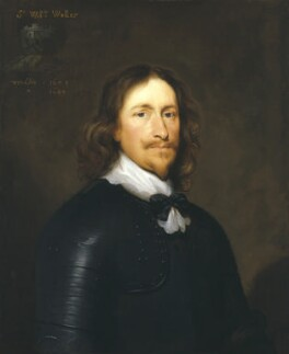 Sir William Waller, by Cornelius Johnson (Cornelius Janssen van Ceulen) - NPG 5819