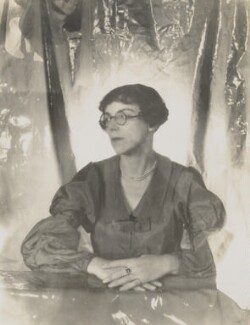 Sylvia Townsend Warner, by Cecil Beaton - NPG P181