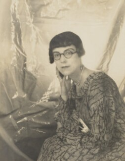 Sylvia Townsend Warner, by Cecil Beaton - NPG P182
