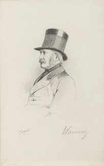 Robert Alexander Shafto Adair, Baron Waveney, by Frederick Sargent - NPG 5678