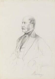 Robert Alexander Shafto Adair, Baron Waveney, by Frederick Sargent - NPG 5679
