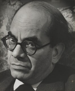 Victor Weisz, by Wolfgang Suschitzky - NPG P309