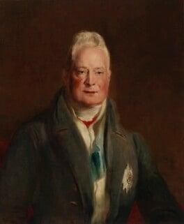 King William IV, by Sir David Wilkie, 1837 - NPG 5917 - © National Portrait Gallery, London