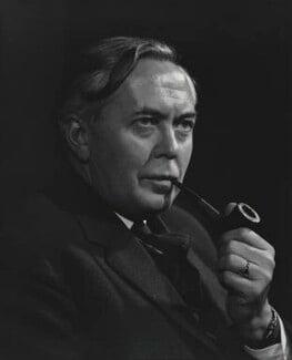 Harold Wilson, by Yousuf Karsh, 1963 - NPG  - © Karsh / Camera Press