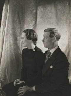 Wallis, Duchess of Windsor; Prince Edward, Duke of Windsor (King Edward VIII), by Cecil Beaton - NPG P269