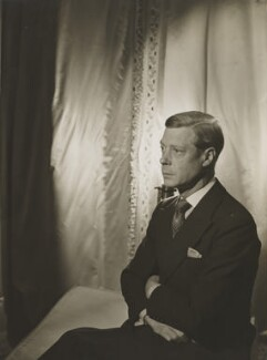 Prince Edward, Duke of Windsor (King Edward VIII), by Cecil Beaton - NPG P275