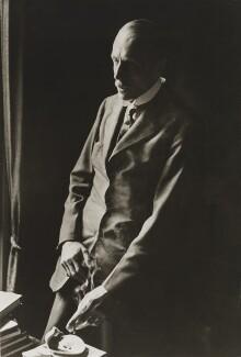 Edward Turnour, 6th Earl Winterton, by Felix H. Man - NPG P372