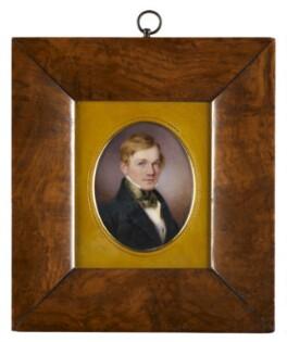 Bennet Woodcroft, by Unknown artist,  - NPG 5416 - © National Portrait Gallery, London