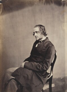 Benjamin Woodward, attributed to Lewis Carroll - NPG P312