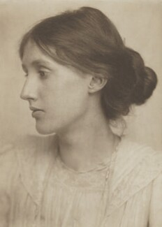 Virginia Woolf, by George Charles Beresford, July 1902 - NPG P221 - © National Portrait Gallery, London