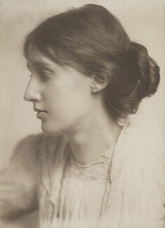 Virginia Woolf, by George Charles Beresford, July 1902 - NPG  - © National Portrait Gallery, London