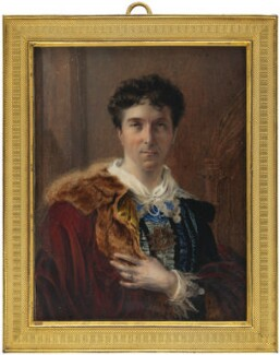 Charles Mayne Young, by Henry Collen, 1824 - NPG 5993 - © National Portrait Gallery, London