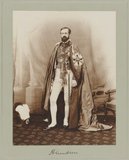 John Campbell Hamilton-Gordon, 1st Marquess of Aberdeen and Temair, by William James Topley, circa 1893-1898 - NPG P498 - © National Portrait Gallery, London