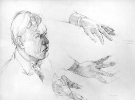 Sir David Attenborough, by Ivy Smith, 1987 - NPG 6100 - © Ivy Smith
