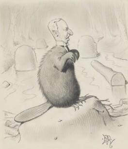 Frederick George Banbury, 1st Baron Banbury of Southam, by Edward Tennyson Reed - NPG 6134