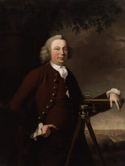James Brindley, by Francis Parsons - NPG 6170