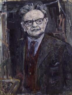 Elias Canetti, by Marie-Louise von Motesiczky - NPG 6190