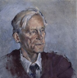 (William) Owen Chadwick, by Derek Hill - NPG 6132