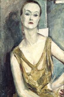Harriet Cohen, by Ronald Ossory Dunlop - NPG 6165