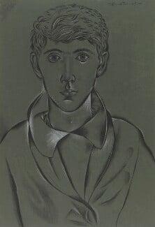 John Craxton, by John Craxton, 1945 - NPG  - © National Portrait Gallery, London