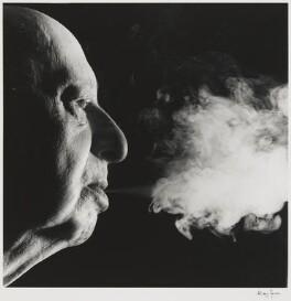 Lew Grade, Baron Grade, by Alistair Morrison - NPG P484