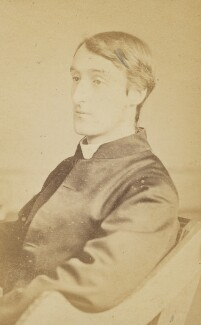 Gerard Manley Hopkins, by Forshaw & Coles - NPG P454