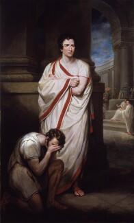 Edmund Kean, by James Northcote, 1819 - NPG 6088 - © National Portrait Gallery, London