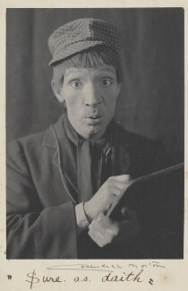 Sir Harry Lauder as Wee Silly Willy Winks in 'The Saftest O' The Family', by Cavendish Morton - NPG P493