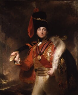 Charles William Vane-Stewart, 3rd Marquess of Londonderry, by Sir Thomas Lawrence - NPG 6171