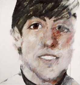 Paul McCartney ('Mike's Brother'), by Sam Walsh, 1964 - NPG  - © estate of Sam Walsh