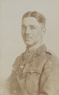Wilfred Owen, by John Gunston - NPG P515