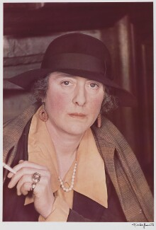 Vita Sackville-West, by Gisèle Freund - NPG P437