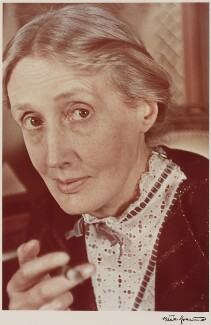 Virginia Woolf, by Gisèle Freund - NPG P440