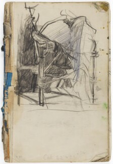 Somerset Maugham, by Graham Sutherland - NPG 5326