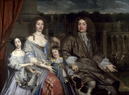The Family of Sir Robert Vyner, by John Michael Wright - NPG 5568