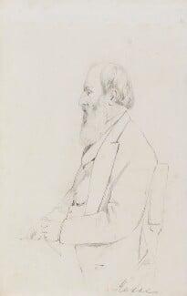 Edward Arthur Wellington Keane, 2nd Baron Keane, by Frederick Sargent - NPG 5682