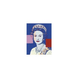 Queen Elizabeth II, by Andy Warhol - NPG 5882(2)