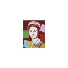 Queen Elizabeth II, by Andy Warhol - NPG 5882(3)