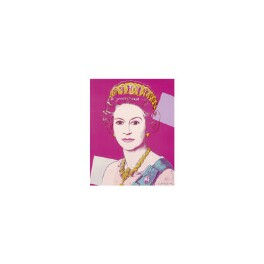 Queen Elizabeth II, by Andy Warhol - NPG 5882(4)