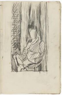 William Maxwell Aitken, 1st Baron Beaverbrook, by Graham Vivian Sutherland, 1951 - NPG 5335 - © National Portrait Gallery, London