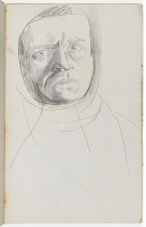 Graham Vivian Sutherland, by Graham Vivian Sutherland, circa 1945-1946 - NPG  - © National Portrait Gallery, London