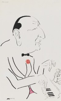 Noël Coward, by Mark Boxer - NPG 5920(7)