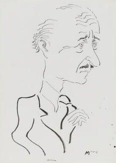 David Niven, by Mark Boxer - NPG 5920(19)