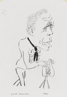 Lord Snowdon, by Mark Boxer - NPG 5920(21)