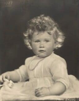 Queen Elizabeth II, by Marcus Adams - NPG P140(18)