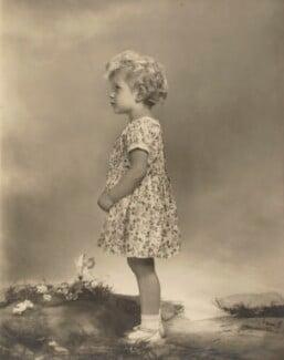 Queen Elizabeth II, by Marcus Adams, 1929 - NPG P140(19) - © estate of Marcus Adams / Camera Press